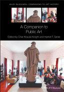 A Companion to Public Art Pdf/ePub eBook