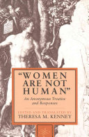"""""""Women are Not Human"""""""