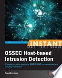 Instant Ossec Host Based Intrusion Detection System Book PDF