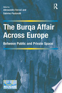 The Burqa Affair Across Europe Book PDF