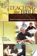 Teaching The Bible Book PDF