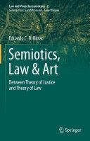 Semiotics, Law & Art [Pdf/ePub] eBook