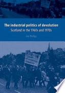 The Industrial Politics of Devolution