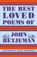 The Best Loved Poems of John Betjeman