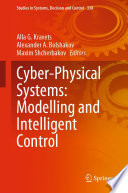 Cyber Physical Systems  Modelling and Intelligent Control