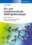 Ein- und zweidimensionale NMR-Spektroskopie: Eine Einführung