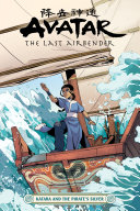Avatar: The Last Airbender--Katara and the Pirate's Silver Pdf/ePub eBook