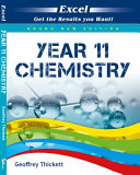 Cover of Excel Yr 11 Chemistry