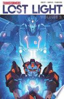 Transformers  Lost Light  Vol  2 Book
