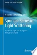 Springer Series in Light Scattering