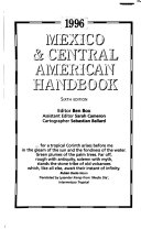Mexico and Central American Handbook