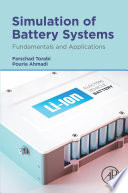 Simulation Of Battery Systems Book PDF