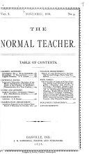 The Normal Teacher