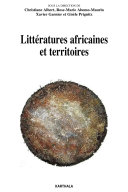 Pdf Littératures africaines et territoires Telecharger