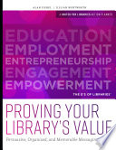Proving Your Library's Value