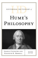 Historical Dictionary of Hume s Philosophy