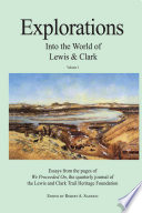 Explorations Into The World Of Lewis And Clark Volume 1 3 Book PDF