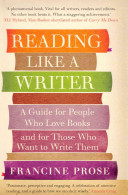 Reading Like a Writer Book