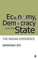Economy  Democracy and the State