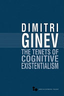 The Tenets of Cognitive Existentialism