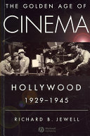 The Golden Age of Cinema Book