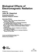 Biological Effects of Electromagnetic Radiation