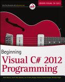 Beginning Visual C  2012 Programming