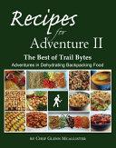 Recipes for Adventure II Book