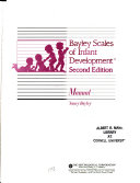 Bayley scales of infant development