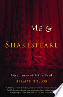 Me and Shakespeare Book