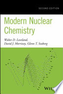 Modern Nuclear Chemistry Book