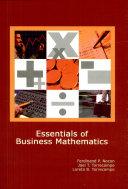 Eseentials of Business Math
