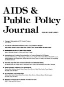 AIDS   Public Policy Journal