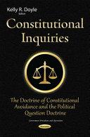 Constitutional Inquiries