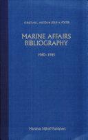 Marine Affairs Bibliography