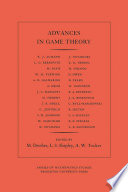 Advances In Game Theory Am 52