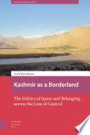 Kashmir as a Borderland