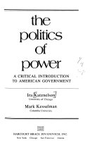 The Politics of Power Book