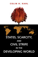 States  Scarcity  and Civil Strife in the Developing World
