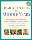 Homeschooling  the Middle Years