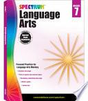 Spectrum Language Arts, Grade 7