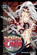 Demon Slayer: Kimetsu no Yaiba, Vol. 22 [Pdf/ePub] eBook
