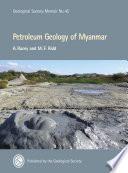 Petroleum Geology of Myanmar