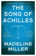 The Song of Achilles Madeline Miller Cover