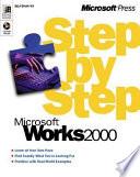 Microsoft Works 2000 Step by Step