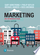 """Marketing: An Introduction"" by Gary M. Armstrong, Philip Kotler, Michael Harker, Ross Brennan"