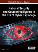 Pdf National Security and Counterintelligence in the Era of Cyber Espionage Telecharger