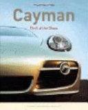 Porsche Cayman Book
