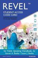 Revel for Public Speaking Handbook    Access Card