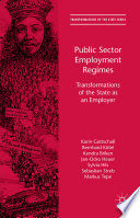 Public Sector Employment Regimes